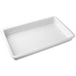 BAC GASTRO PORCELAINE GN1/1 H.65 MM #